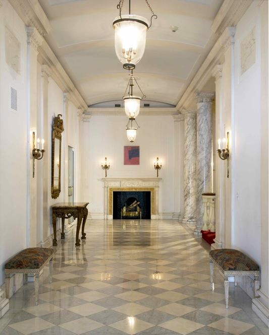 680 Park Avenue By Americas Society A Luxe Manhattan Mansion