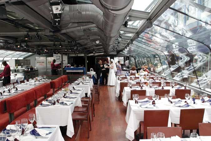 Bateaux New York Say Quot I Do Quot To A Wedding Venue With An