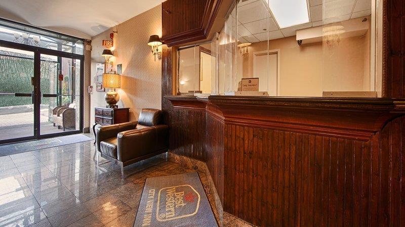 Queens Best Western At City View Inn