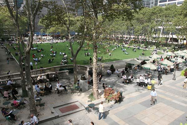 Bryant Park Grill Wedding Cost   Bryant Park Grill New York Ny