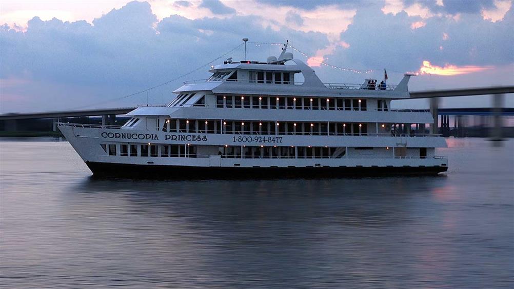 Photo Gallery Cornucopia Cruise Line
