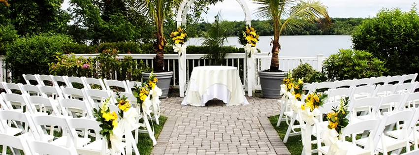 Beach Club Estate Long Island S Beachfront Wedding