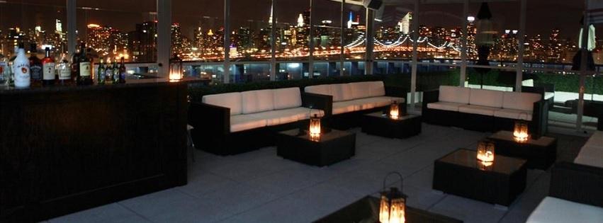 Vista Sky Lounge Catering