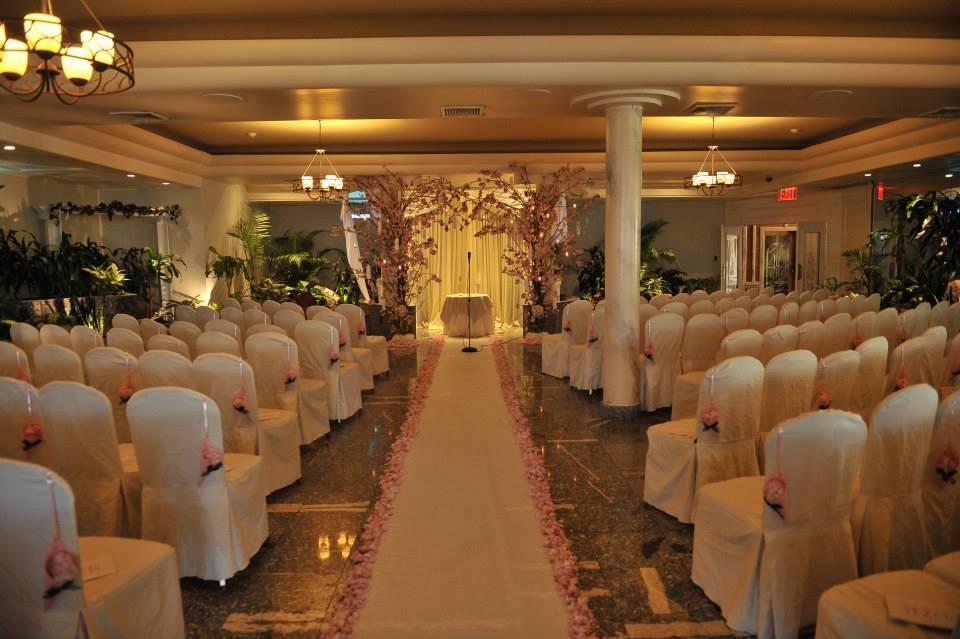 Floral terrace floral park new york for Terrace 167 wedding venue