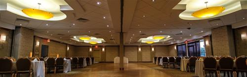 Hampton Ballroom at Holiday Inn Plainview