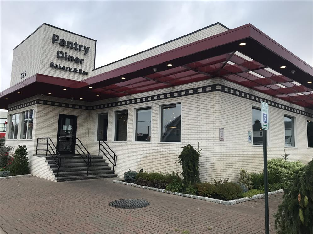 The Pantry Diner Rockville Center