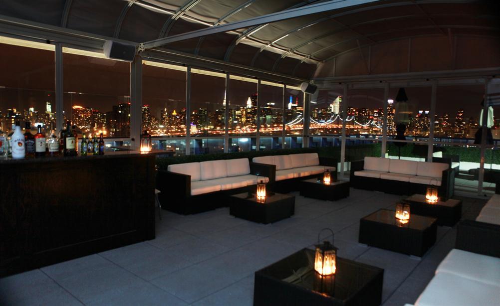Long Island City Waterfront Bar